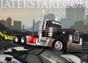18 Wheeler 4 kamionos autós ügyességi játék