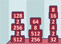 2048 Bricks rakd ki