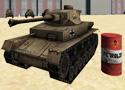 3D Army Tank Parking parkolj le