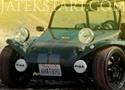 3D Buggy Racers Extreme verseny spéci járgányokkal
