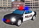 3D Downtown Parking rendőrkocsis parkolós