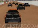 3D Mad Racers versenyes játék terepjárókkal
