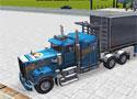 3D Parking Thunder Trucks kamionos parkolós