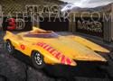 3D Flash Racer száguldás a városban