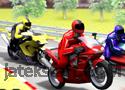 3D Motorbike Racing játék