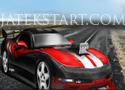 3D Sport Rampage verseny az idővel az autósztrádán