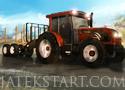 4 Wheeler Tractor Challenge vidd el a rakományt traktorral