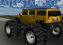 4x4 Monster 3 minél messzebb minél gyorsabban