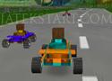 8 Bits 3D Racing autóversenyes játékok