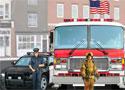 911 Rescue Team érj a helyszínre
