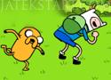 Adventure Time - Jumping Finn Játékok