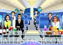 Airplane Serving szolgáld ki az utasokat