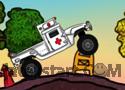 Ambulance Frenzy Flash Játékok