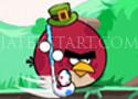 Angry Birds Golf Competition golf játék dühös madarak módra