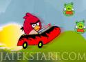 Angry Birds Kart Racing autózz és gyűjts be