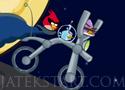Angry Birds Space Bike tekerj az űrben
