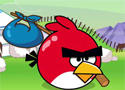 Angry Bird Journey reptess madarat