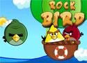 Angry Birds Rock Bird reptes madarakat