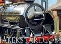 Back To The Future Train Scene Játék