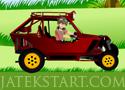 Bakugan Buggy terepjárós játék