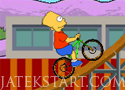 The Simpsons Bmx Játék