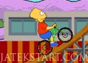 The Simpsons Bmx Játék