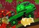 Ben 10 Bomb Truck Játék