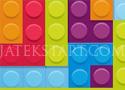 Blocketris tetris játék építőkockákkal