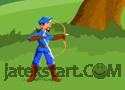 Blue Archer Játék