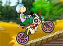 Bycycle Mania bringás verseny