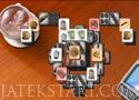 Cafe Mahjong szedd le az elemeket