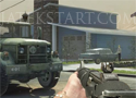 Call Of Duty Street Shooting utcai lövöldözős játék