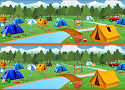 Camping - Differences
