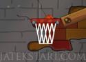 Cannon Basketball 2 lőd  a labdát a kosárba
