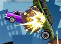 Car Destroyer rombolós játék