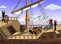 Causality Pirate Ship tedd el láb alól