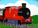 Choo Choons Toy Trainset vasúttervező játék