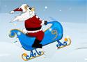 Christmas Ride 2 télapóval szánon