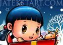 Christmas Eve Angie találd meg a különbségeket