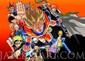 Comic Stars Fighting Játékok