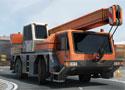 Construction Crane 3D Parking daruskocsi