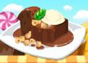 Cooking Sticky Toffee Pudding tortasütős játék