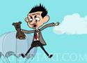 Crazy Mr Bean a vicces figura kiugrott a gépből találd ki miért