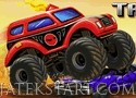 Crazy Monster Truck Játék