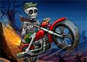 Dead Rider morbid motorozás