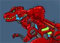 DinoRobot Battlefield játékok