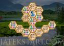 Dinosaur Hexajong madzsongszerű játék