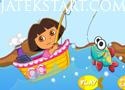 Dora Fishing játékok