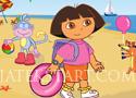 Dora Vacation Játék