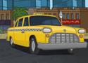 Drive Town Taxi játékok